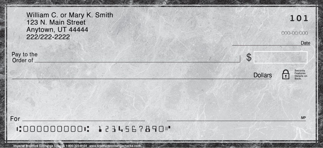 Imperial Personal Checks Personal Checks Checks Bradford Exchange Checks