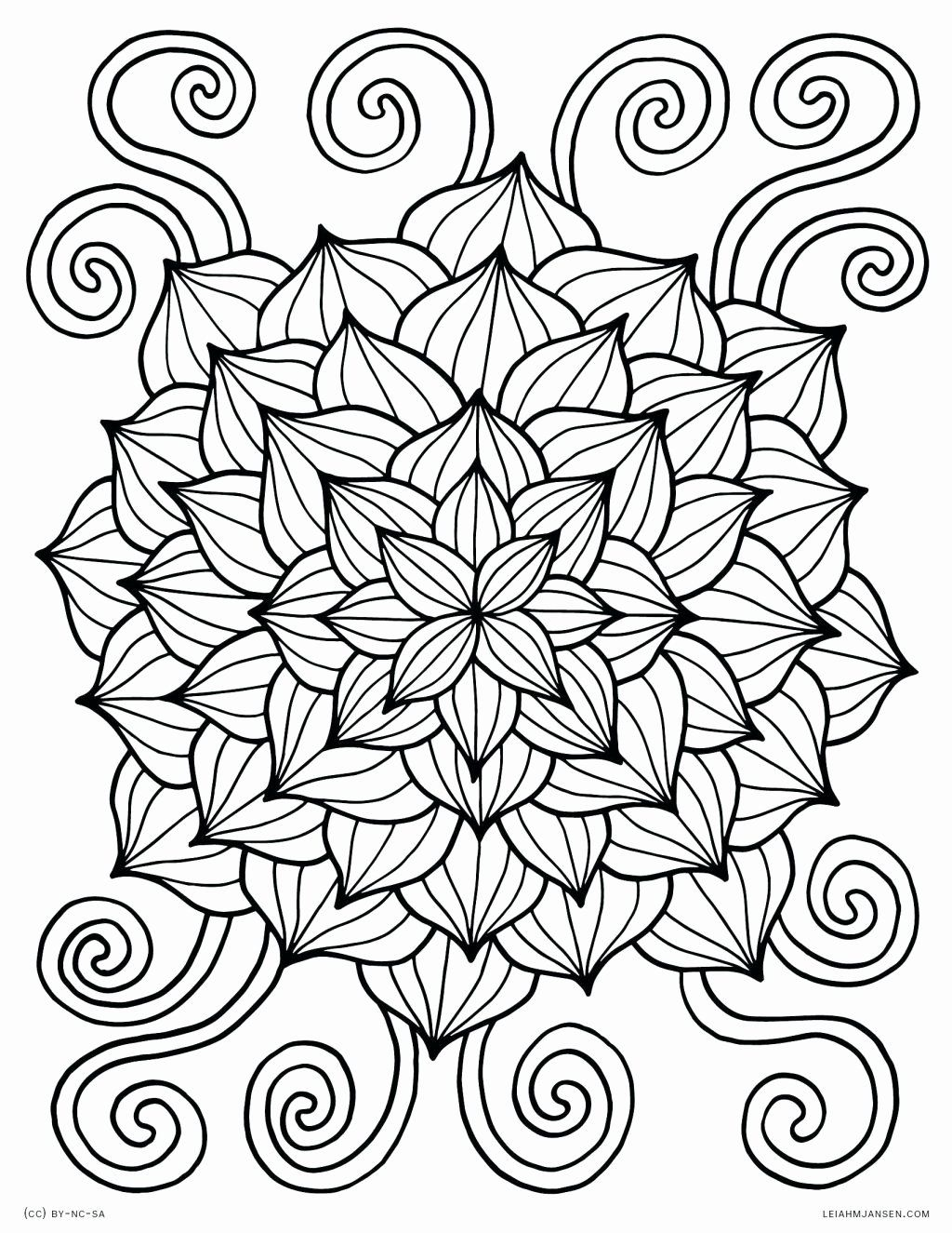 Flower Coloring Pages For Adults Printable Beautiful Lets Coloring Flower Coloring Sheets In 2020 Abstract Coloring Pages Butterfly Coloring Page Spring Coloring Pages [ 1325 x 1024 Pixel ]