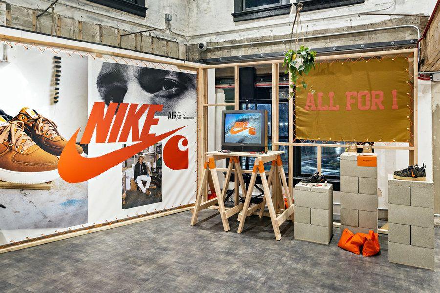 nike_af1xcarhartt_la_1047.jpg in 2020 Retail interior