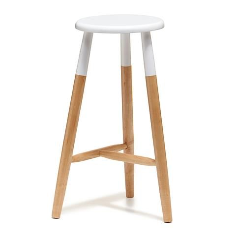 Incredible Dipped Bar Stool Kmart 25 00 In 2019 Bar Stools Bar Caraccident5 Cool Chair Designs And Ideas Caraccident5Info