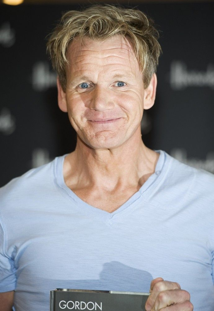 gordon ramsay height