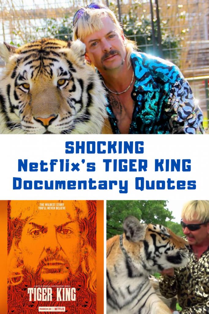 85 Shocking Netflix Tiger King Quotes Guide 4 Moms In 2020 King Quotes Single Jokes King Meme