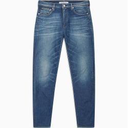 Tapered Jeans für Herren #varsityjacketoutfit