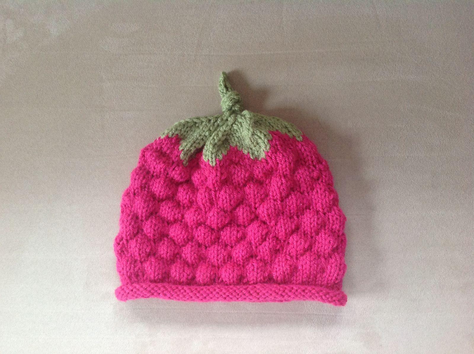 Ravelry: tatankagirl's Berry Baby Hat   Baby hat knitting ...