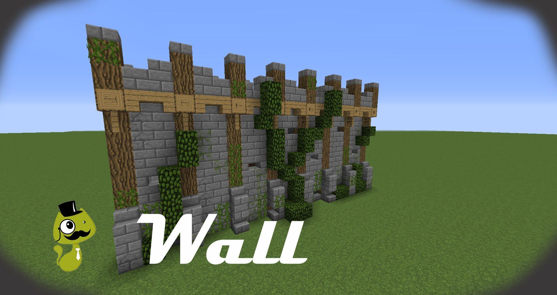 Minecraft Castle Walls Google Search Minecraft Castle