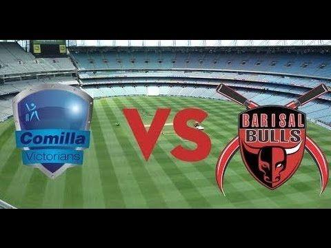 Live Bpl T20 2016 Live Channel 9 Comilla Victorians V Barisal