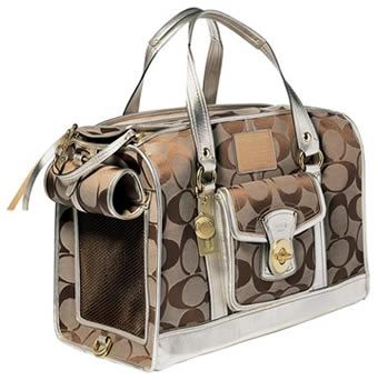 Pictures Of Couture Dog Carriers