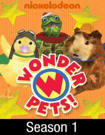 Walmart Wonder Pets Save The Bullfrog Save The Poodle 2006 Wonder Pets Pets Pet Holiday