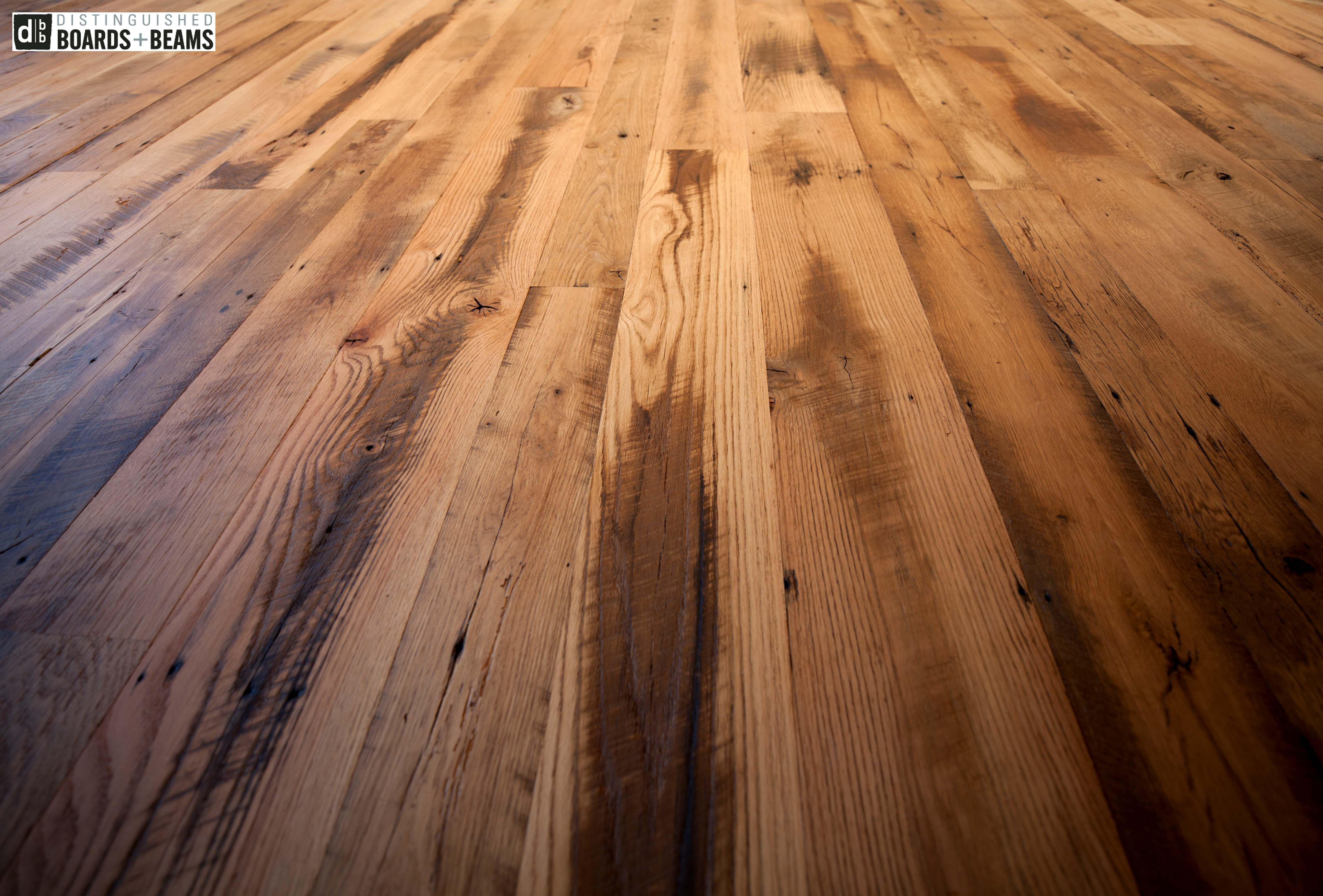 Reclaimed Oak Barn Siding Boards Skip