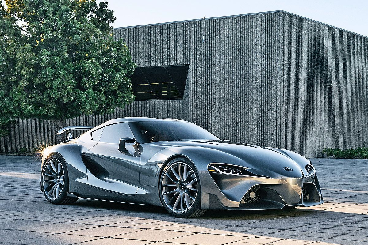 Neue Sportwagen (2019, 2020, 2021, 2022 und 2023) Toyota