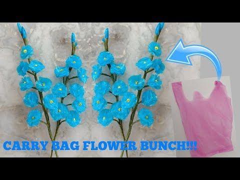 Youtube Daur Ulang Kerajinan Plastik Bunga
