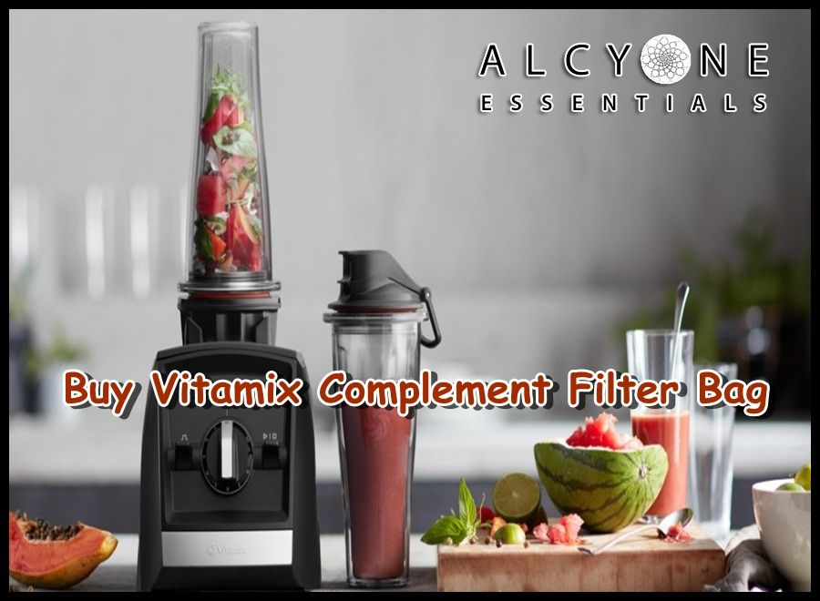 Vitamix Filter Bag Helps You Make Smoothies And Juices Without Pulp That Finds Its Way Into Your Drink So If Want To Complement