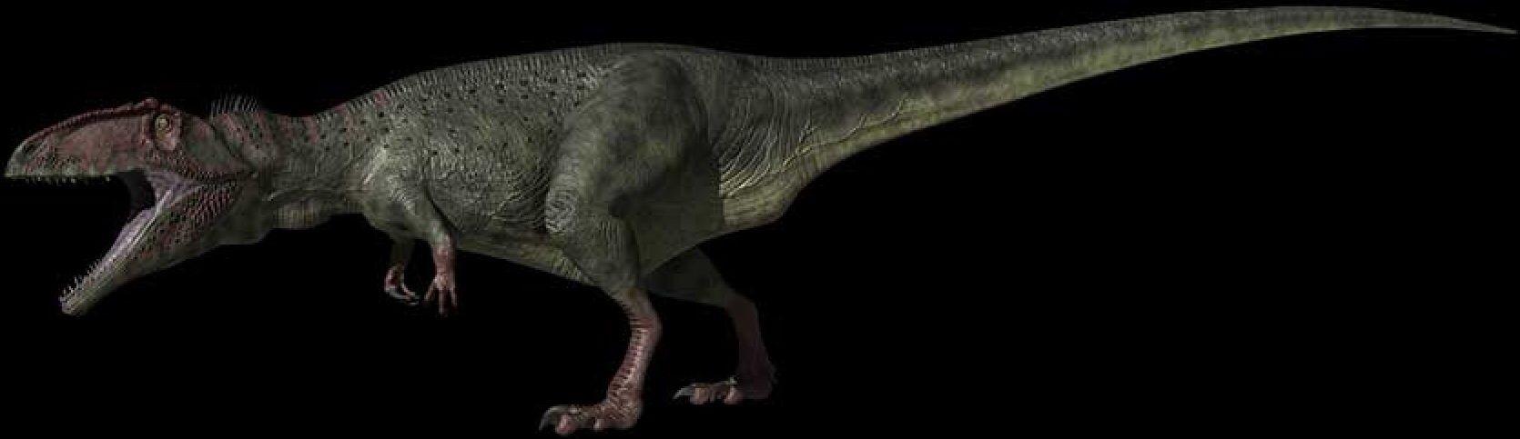 Giganotosaurus-Walking with Dinosaurs: Inside their World ...