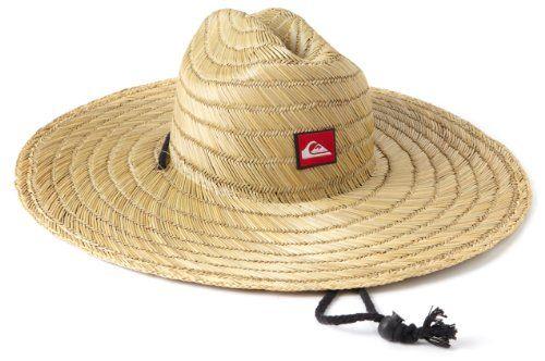 Quiksilver Men s Pierside Straw Hat  14.00  fa17eb950a0