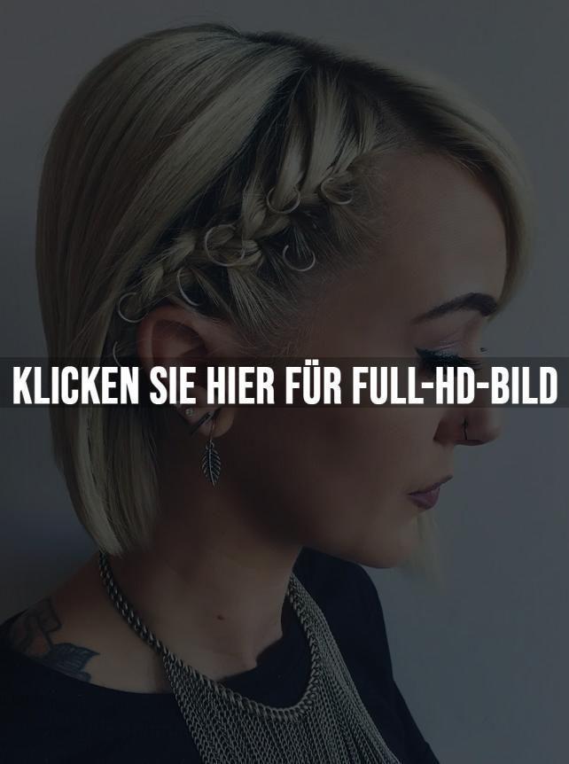Silvester Frisuren Kurze Haare - Trendfrisuren Damen 2019 #silvester frisuren,
