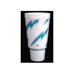 Dart 44aj32e Impulse Design Foam Cups With Pedestal 44 Ounce 44aj32edar Category Foam Cups By Dart Container 92 77 Case Of 300 Foam Cups Color Co Foam
