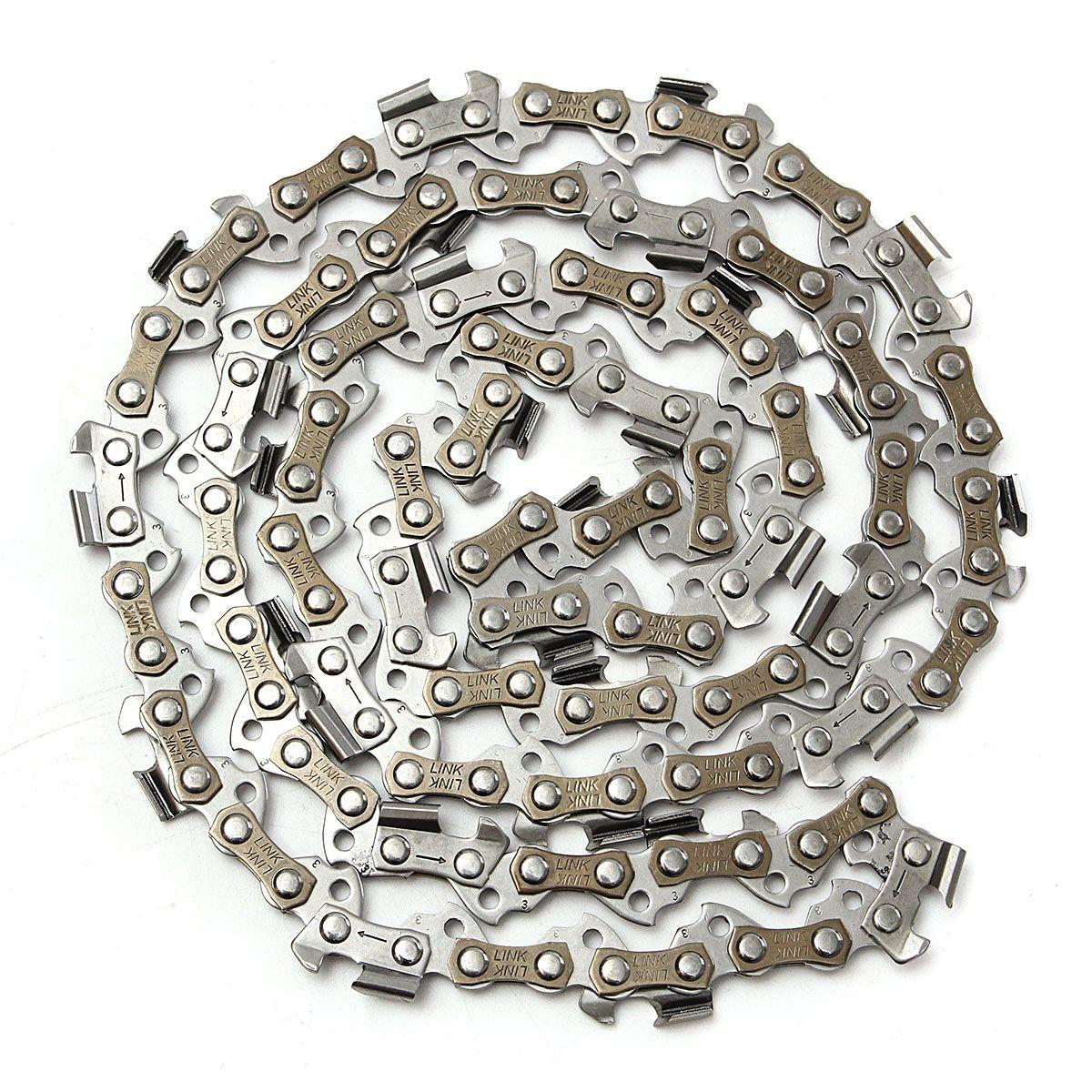 16inch Chainsaw Chain Blade Pitch .050 Gauge 62DL