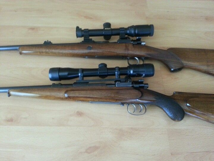 8x57 & 9 3x62 mauser | Hunting/Shooting | Guns, Hunting