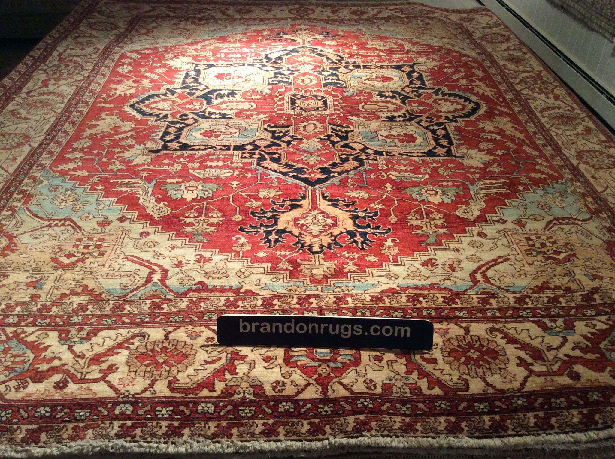 Brandonrugs handknotted antique reproduction oriental