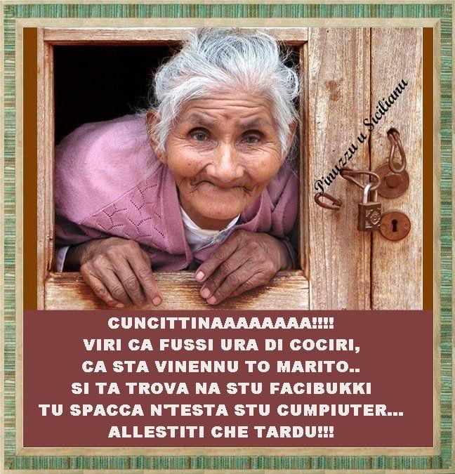 Auguri Matrimonio Siciliano : Carinissime vignette siciliane per ridere un po
