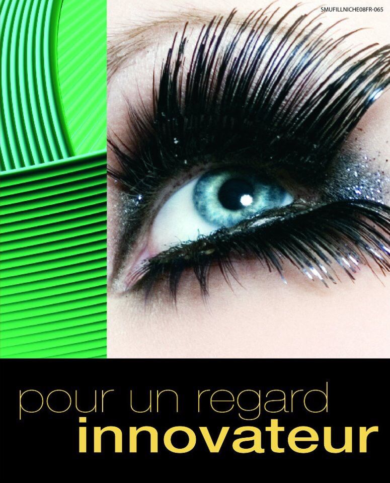 Découvrez notre gamme pour les yeux! You can find out all for ur fashion look! Visit www.studio-make-up.com to view our products or you can find STUDIOMAKEUP in beauty store!
