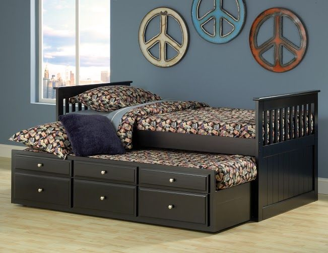 Best Modern Home Furnishings Nc Captains Bed Twin Captains Bed 400 x 300