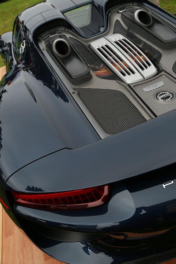 porsche 918 spyder - Porsche 918 Production Wallpaper