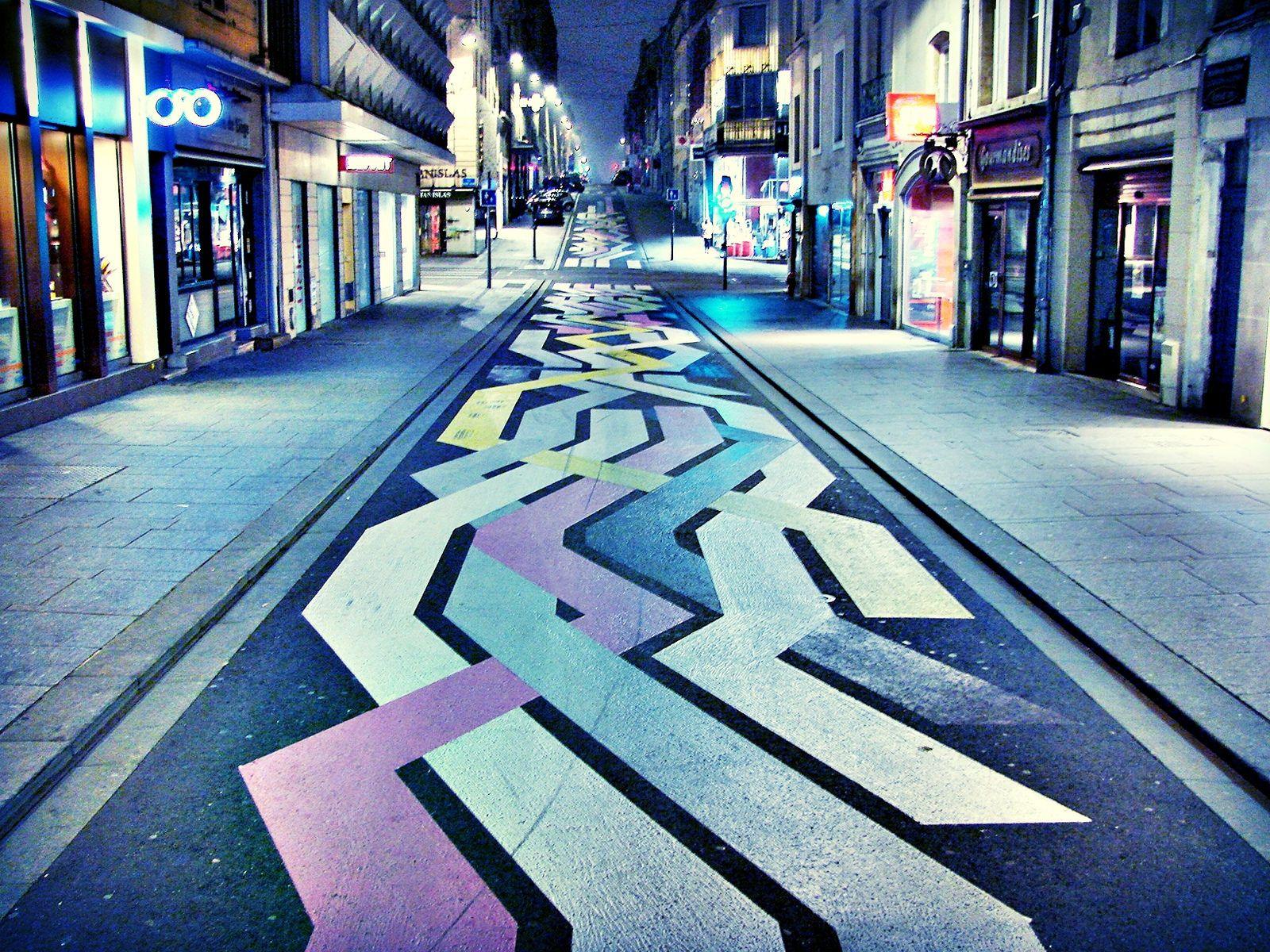https://flic.kr/p/Ah5uWb | street art rue des ponts 2