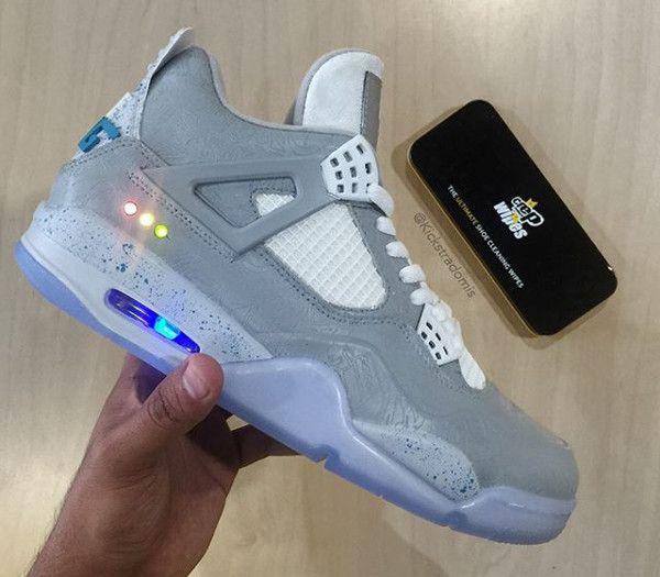 competitive price 3f2f9 8017b Air Jordan 4 Air Mag 2 (4)