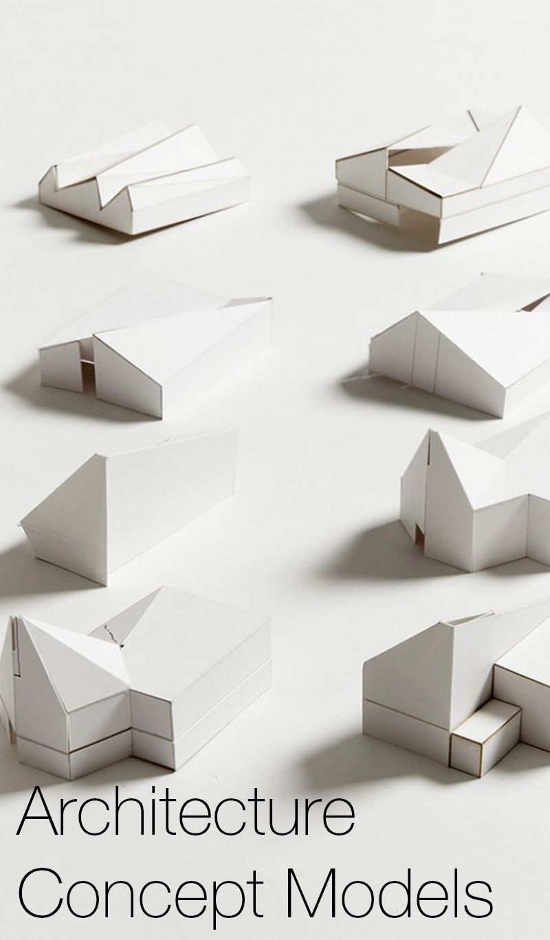 Architecture Concept Models In This Post We Describe The Process Behind Creating A Co Concept Architecture Architecture Model House Concept Models Architecture