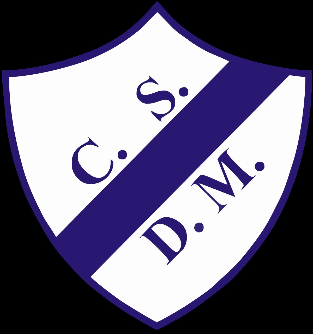 Club Social y Deportivo Merlo - Parque San Martín-ARG | Escudo deportivo,  Futbol europa, Deportes