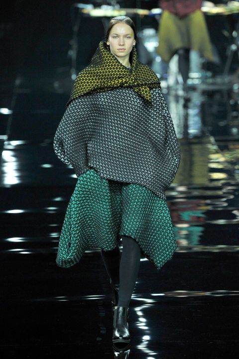 Issey Miyake. See all our favorite looks from Paris fashion week.