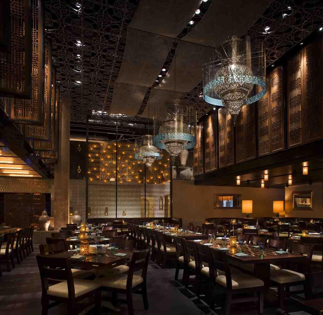 Lavo Italian Restaurant And Nightclub At The Palazzo Hotel In Las Vegas Nv Yup