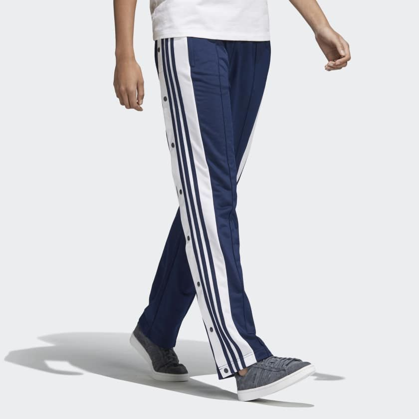Adibreak Track Pants Blue CV8278 (With images) | Track pants ...