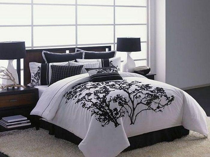 Elegant White Bedspreads Bedding Ideas Modern Black White Asian Matelasse Bedspread Bedding Design