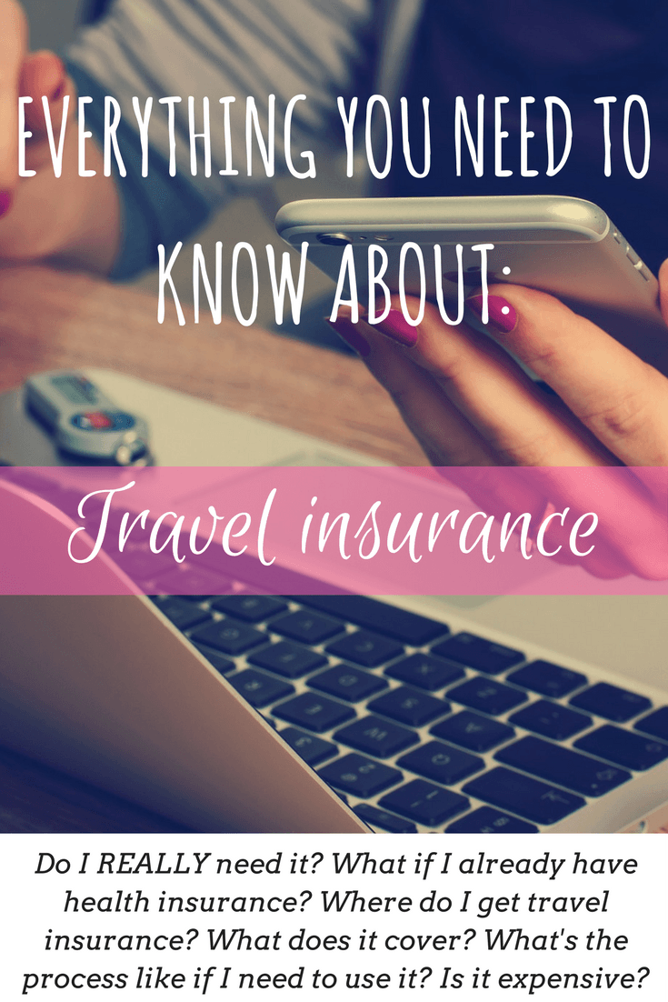 Everything You Need To Know About Travel Insurance Travel