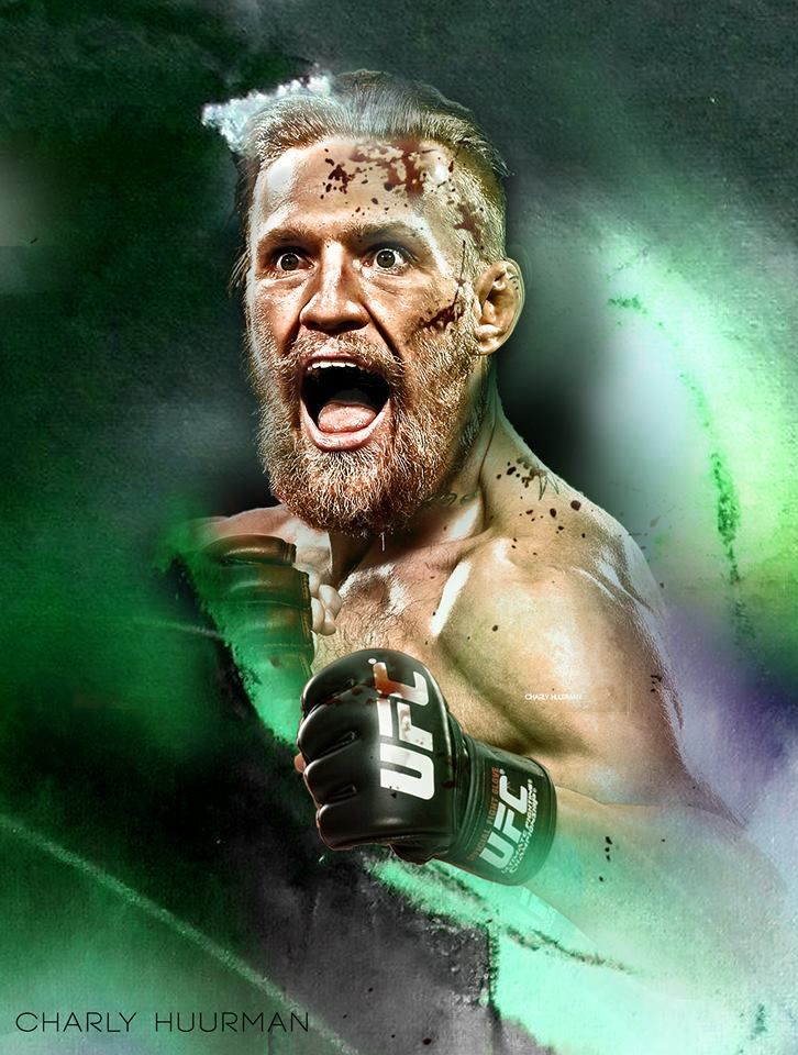 Awesome Artwork Of Savage Warrior Conor Mcgregor If You Love Mma You Ll Love The Ufc Mixedm Ufc Conor Mcgregor Mcgregor Boxing Notorious Conor Mcgregor