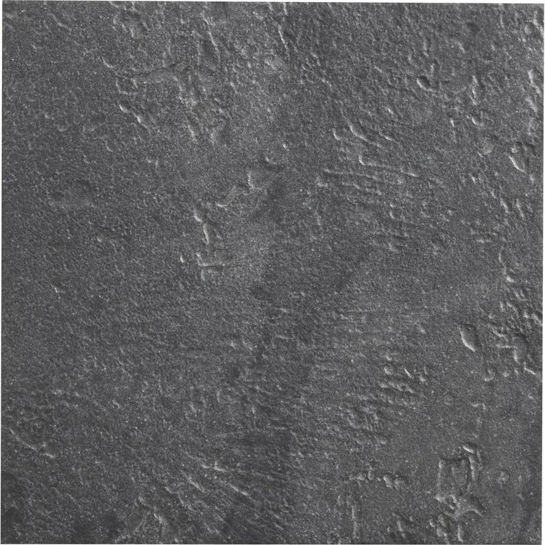 Carrelage mur et sol pierre anthracite mat l.30 x L.30 cm
