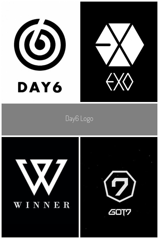 Day6 Logo In 2020 Day6 Dance Kpop Logo Sticker