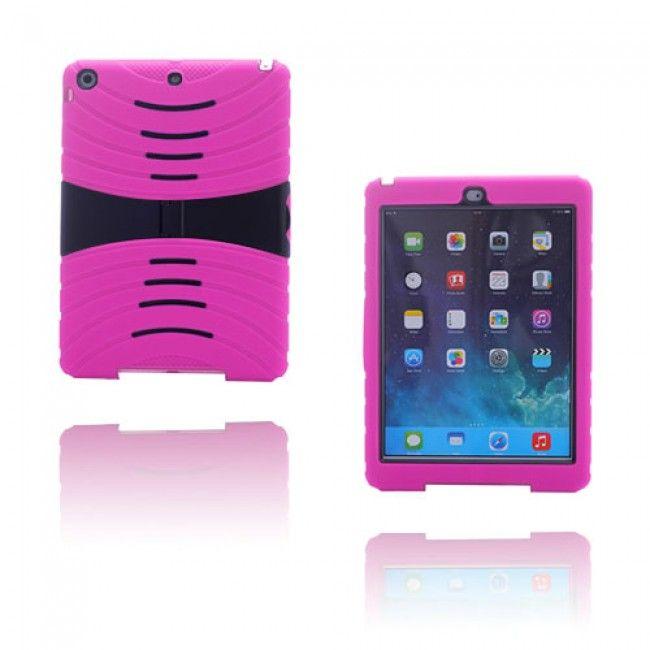 Impact (Pinkki) iPad Air Ultra Suojakuori - http://lux-case.fi/ipad-air-suojakuoret.html