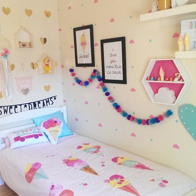 kmart styling girls bedroom