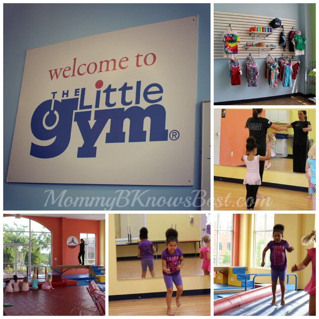 Everything you want to know about classes at little gym of