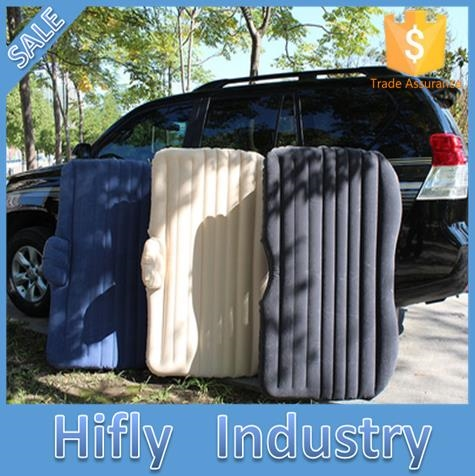 64.59$  Buy now - http://alicyu.worldwells.pw/go.php?t=32646674056 - New Car Air Mattress Travel Bed Car Back Seat Cover Inflatable Mattress Air Bed Good Inflatable Car Bed For Camping 64.59$