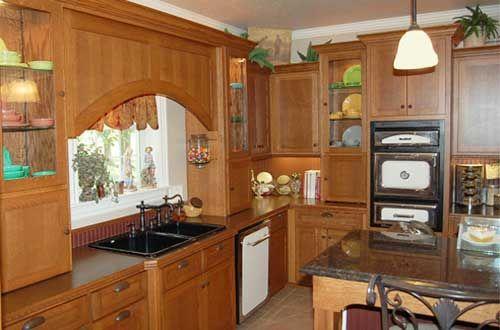 Quarter Sawn Oak Kitchen Cabinets   Google Search