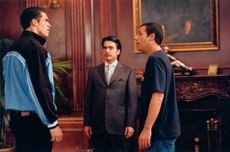 Mr  Deeds (2002) - Photo Gallery - IMDb | Mr  Deeds | Mr deeds, Adam