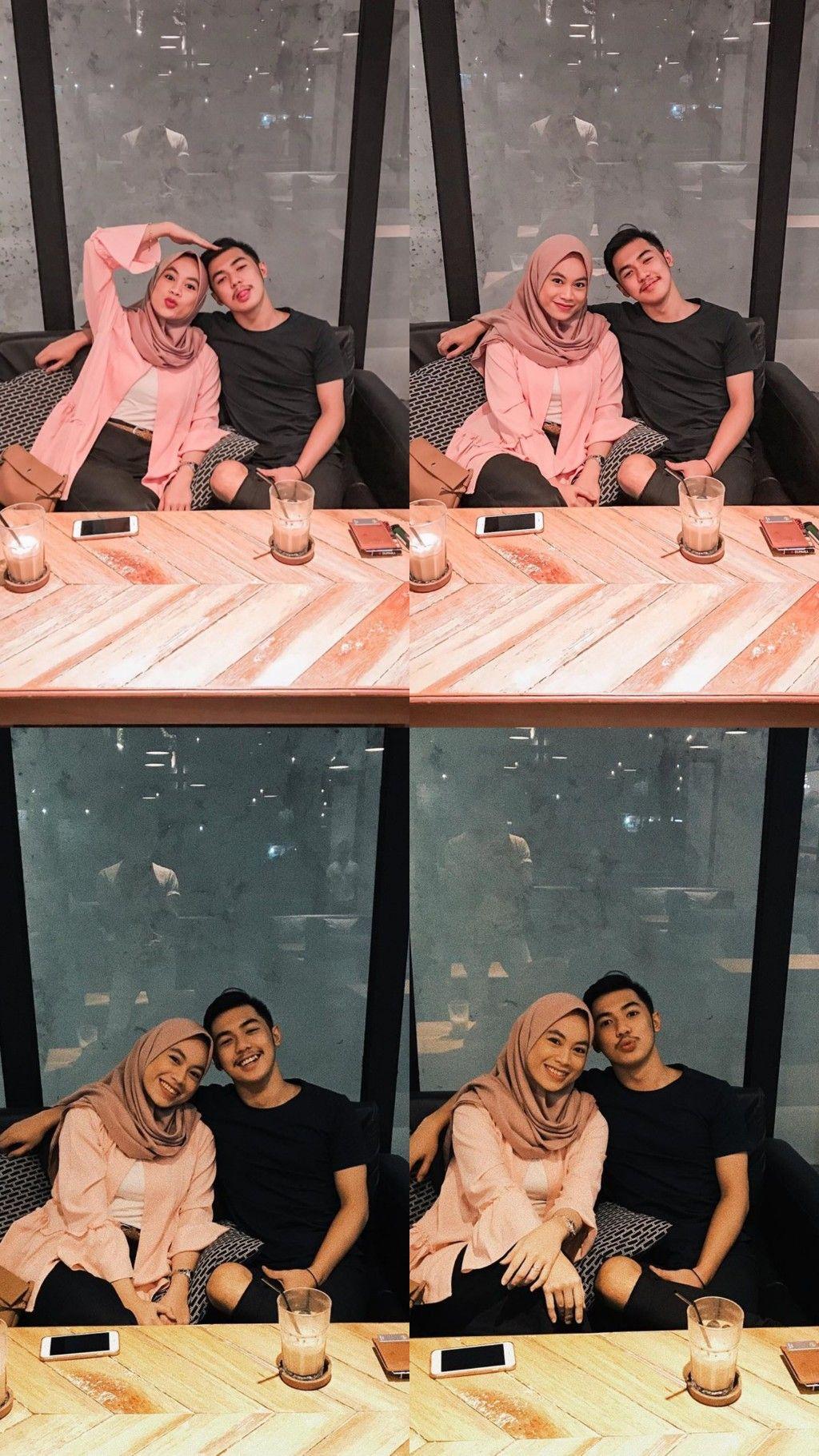 Pin Oleh Putri Nur Fadhia Di Pasangan Gambar Pasangan Lucu Gambar Teman Fotografi Remaja