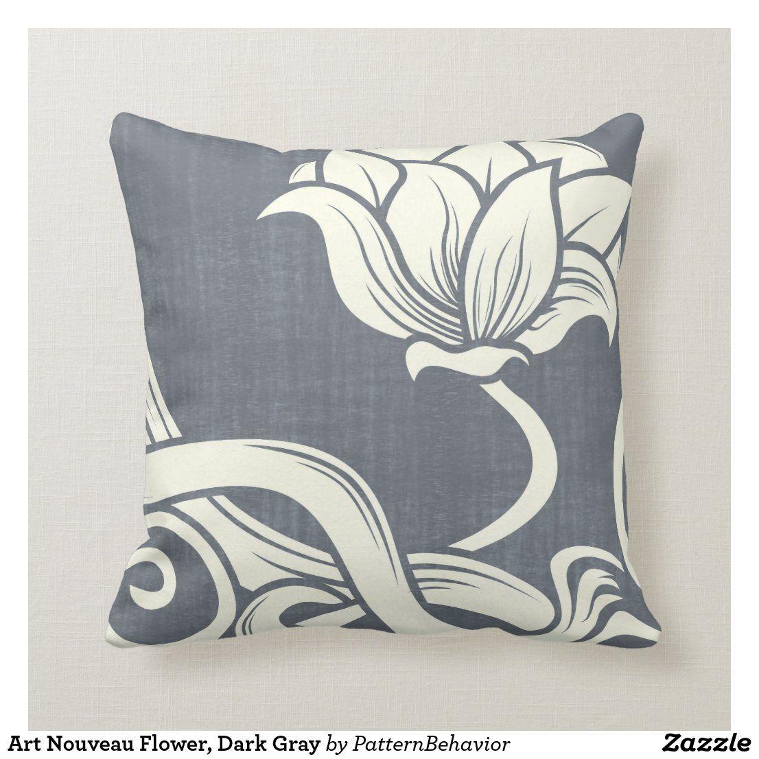 Pin Na Doshci Grey Pillows Decorative Cushions