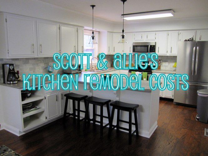 Our Kitchen Remodel Costs