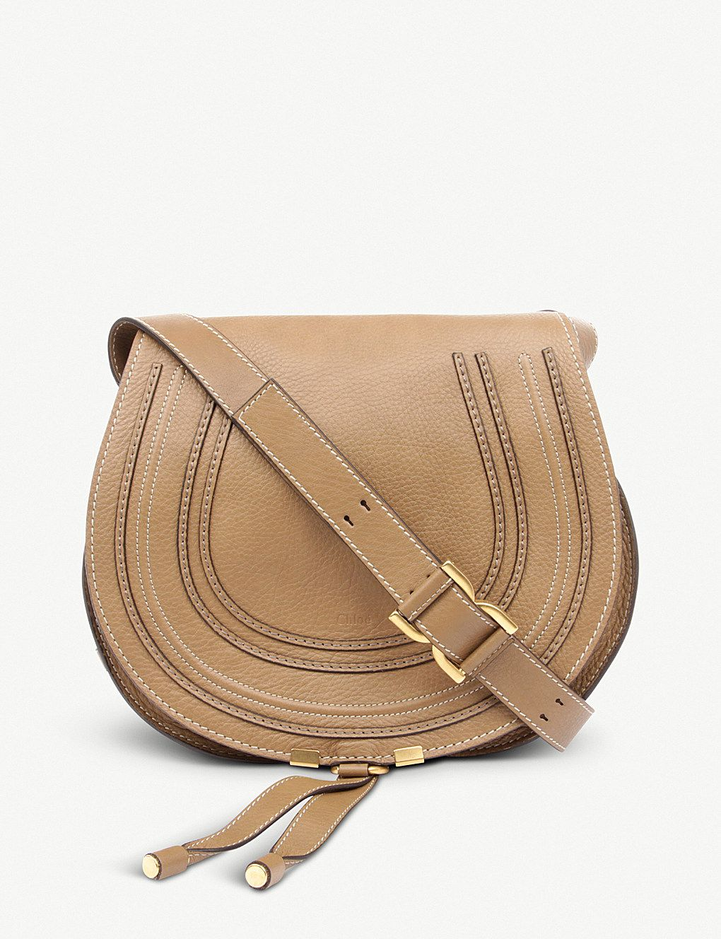 cf0456843329 CHLOE - Marcie leather cross-body bag