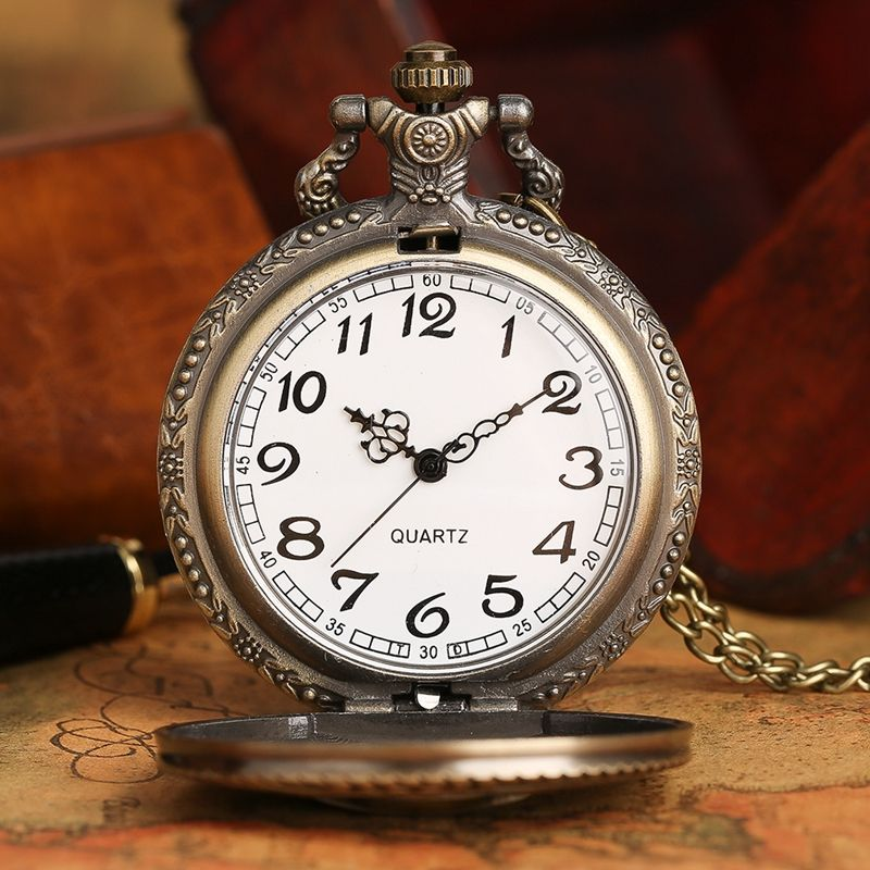 One piece anime pocket watch 50 off today free shipping